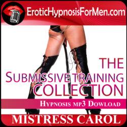 Submissive Training Audio